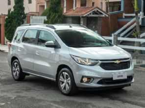 Chevrolet Spin escancara a falta de modelos 7 lugares no Brasil