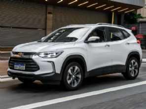 SUV mais vendido em março, Chevrolet Tracker 2022 estreia neste mês