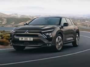 Agora como C5 X, Citroën de luxo está de volta