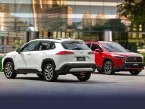 Longe do Compass, Toyota Corolla Cross chega a 1.000 carros vendidos