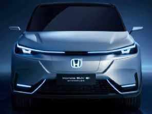 Honda exibe, na China, conceito que antecipa o HR-V elétrico