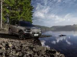 Ford Bronco Sport chega ao Brasil primeiro na versão Wildtrak