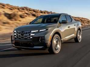 Hyundai Santa Cruz é a primeira picape à altura da Fiat Toro