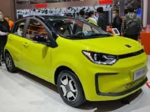 A caminho do Brasil, elétrico EJS1 já faz parceria Volkswagen-JAC decolar
