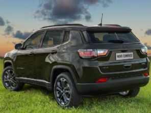Jeep anuncia mais versões do Compass 2022; confira os preços