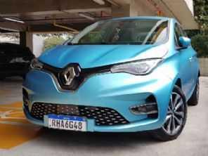 Avaliação rápida: Renault Zoe E-Tech 2021