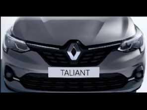 Base para o próximo Logan nacional, Renault Taliant tem novas fotos reveladas