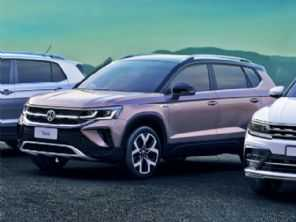 Aposta de risco da Volkswagen, SUV Taos começa a ser produzido na Argentina