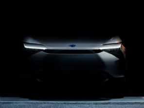 SUV 100% elétrico da Toyota tem primeira imagem revelada