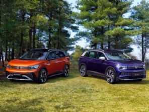 VW revela mais um SUV elétrico e anuncia GTX como nova linha esportiva