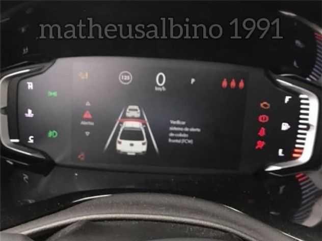 Nova Fiat Toro: flagra mostra até frenagem autônoma de emergência