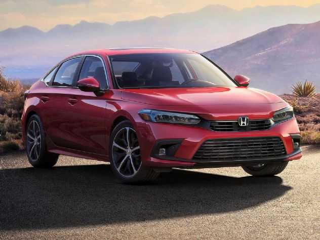 Ainda dúvida para o Brasil, Honda divulga a primeira foto do novo Civic 2022