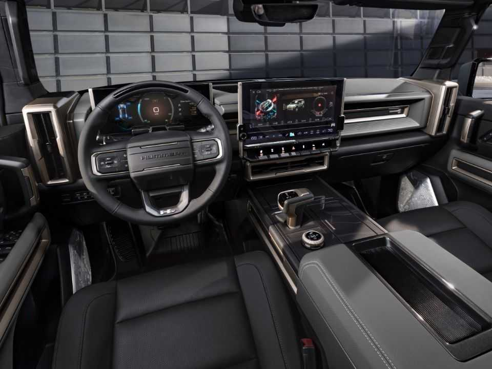 GMC Hummer SUV 2024
