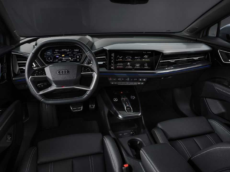 Audi Q4 e-tron Sportback 2022
