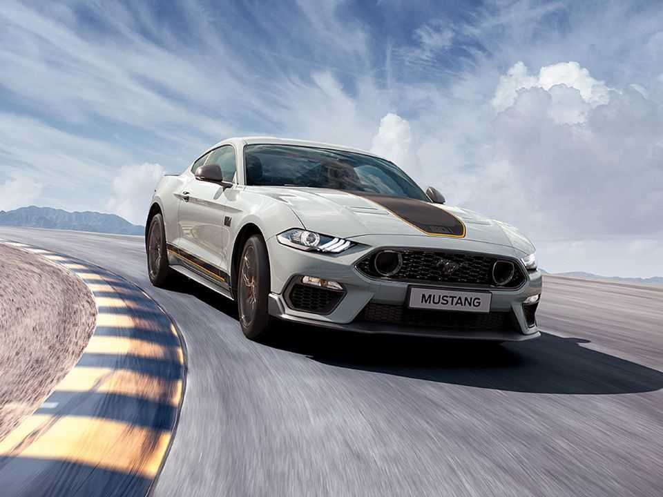 FordMustang 2021 - outros