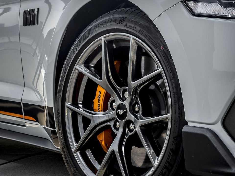 FordMustang 2021 - rodas