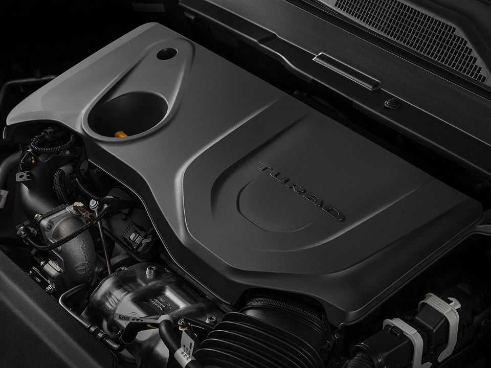 JeepCompass 2022 - motor