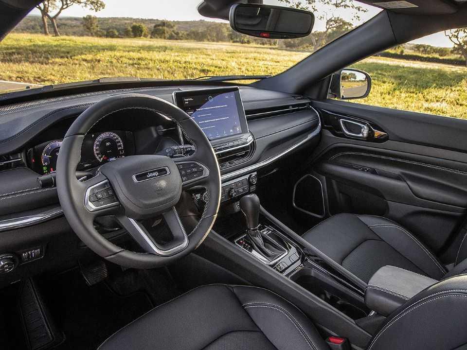JeepCompass 2022 - painel