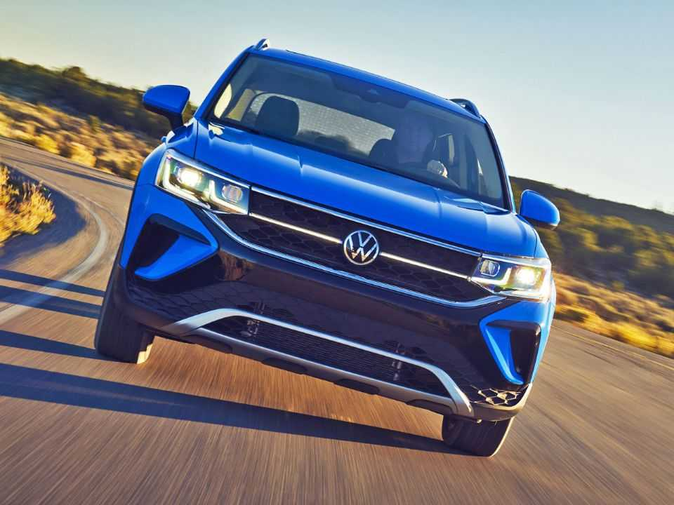 VolkswagenTaos 2021 - frente