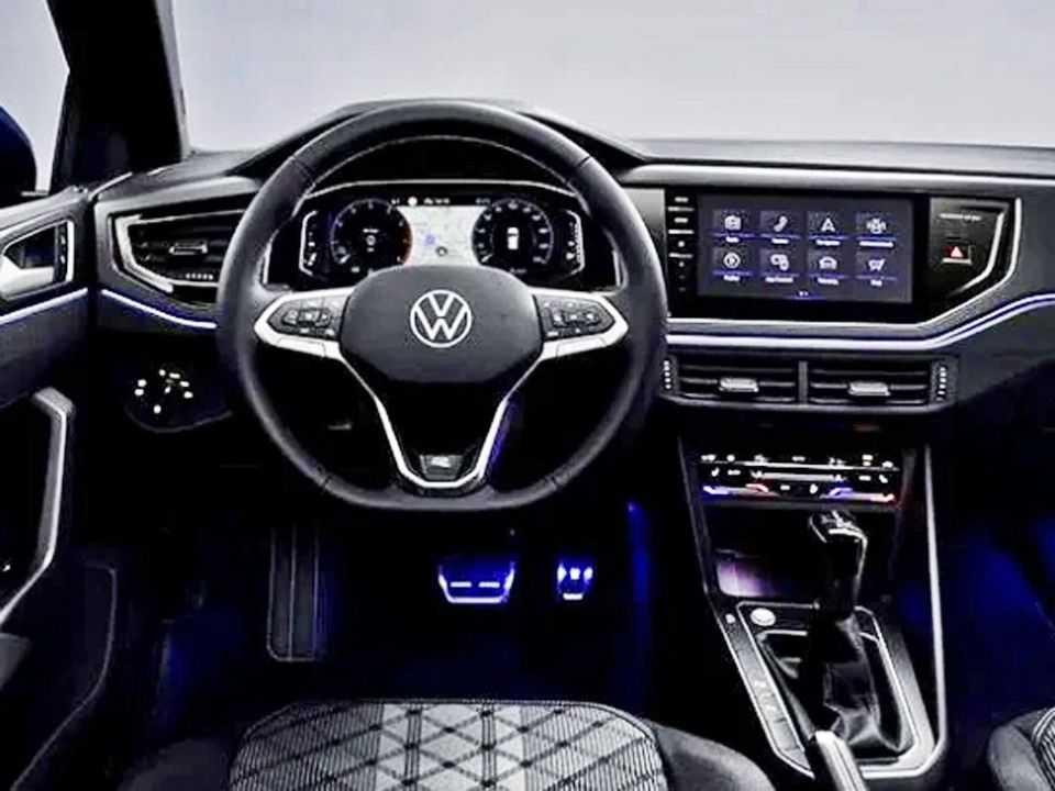 Volkswagen Polo 2022 reestilizado