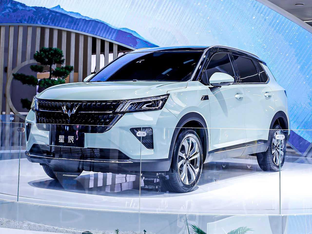 Wuling Xing Chen: primeiro SUV da marca foi um dos destaques do Salão de Xangai 2021