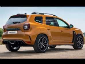 Site imagina um Renault Duster esportivo... e ele não ficou nada mau!