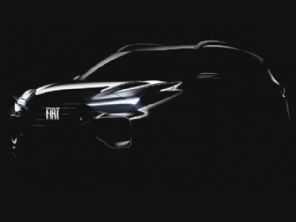 'SUV do BBB', Progetto 363 tem primeira imagem parcial revelada