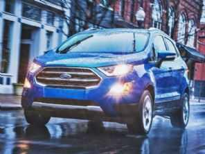 Sem SUV brasileiro, Ford confirma EcoSport indiano na Argentina