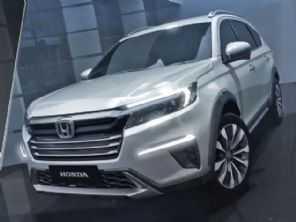 Bom modelo para o Brasil? Honda terá SUV 7 lugares acessível