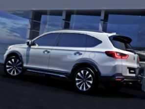 Honda apresenta o N7X Concept, novo SUV de 7 lugares