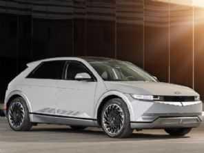 Hyundai estreia família de elétricos com o Ioniq 5