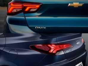 Chevrolet Onix Plus e Hyundai HB20S: os melhores sedãs acessíveis
