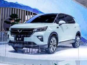 Na China, GM mostra possível rival para Compass, Taos e Corolla Cross