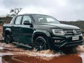Teste: Volkswagen Amarok V6 Highline 2021