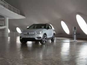 Volvo XC40 Recharge Pure Electric chega ao Brasil por R$ 389.950