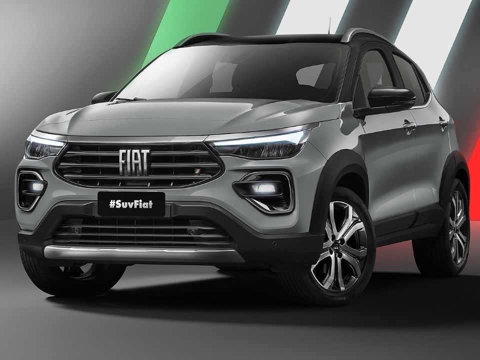 Progetto 363: Fiat revela primeiras imagens do seu inédito SUV subcompacto que será produzido no Brasil
