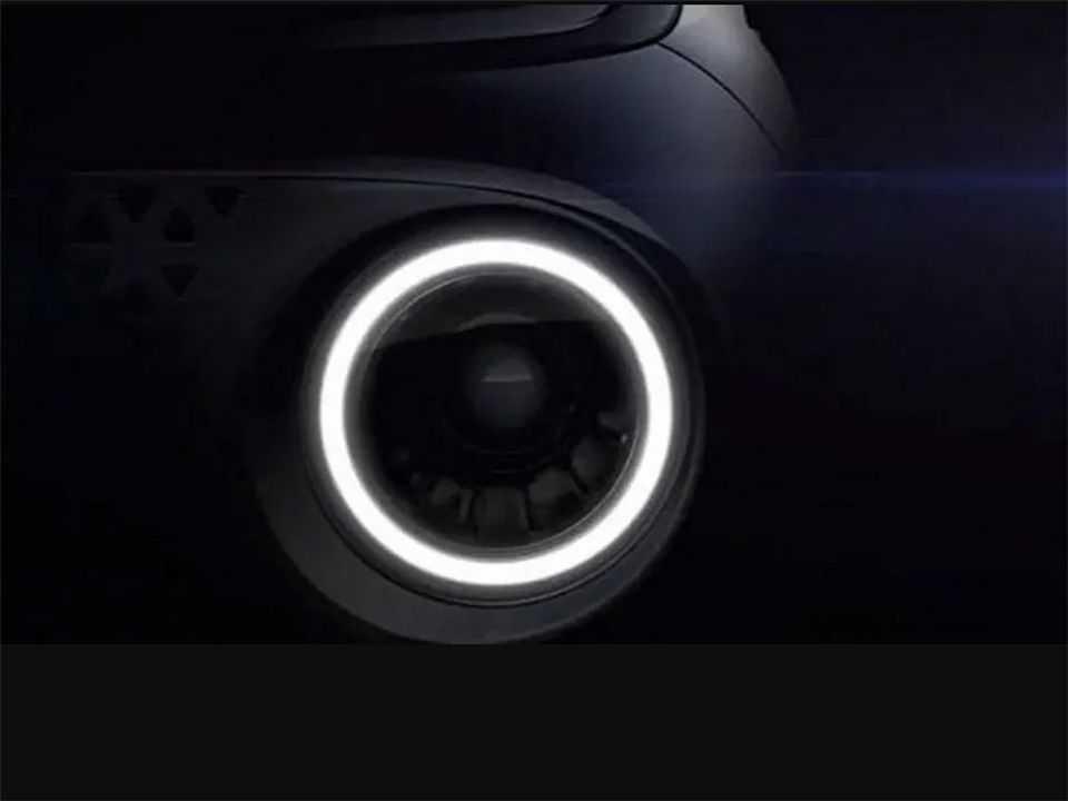 Teaser do Hyundai AX1