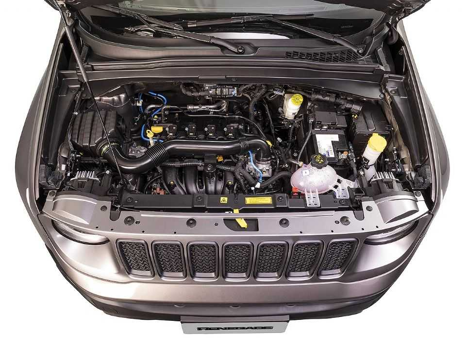 JeepRenegade 2021 - motor