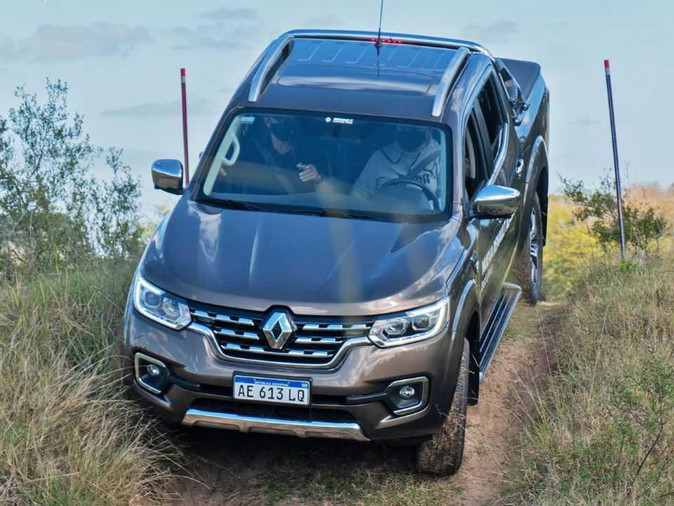 RenaultAlaskan 2022 - outros