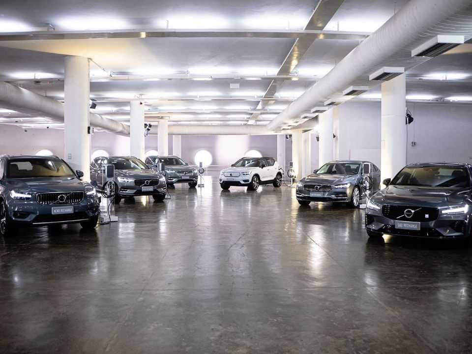 Volvo: toda a gama será eletrificada no Brasil