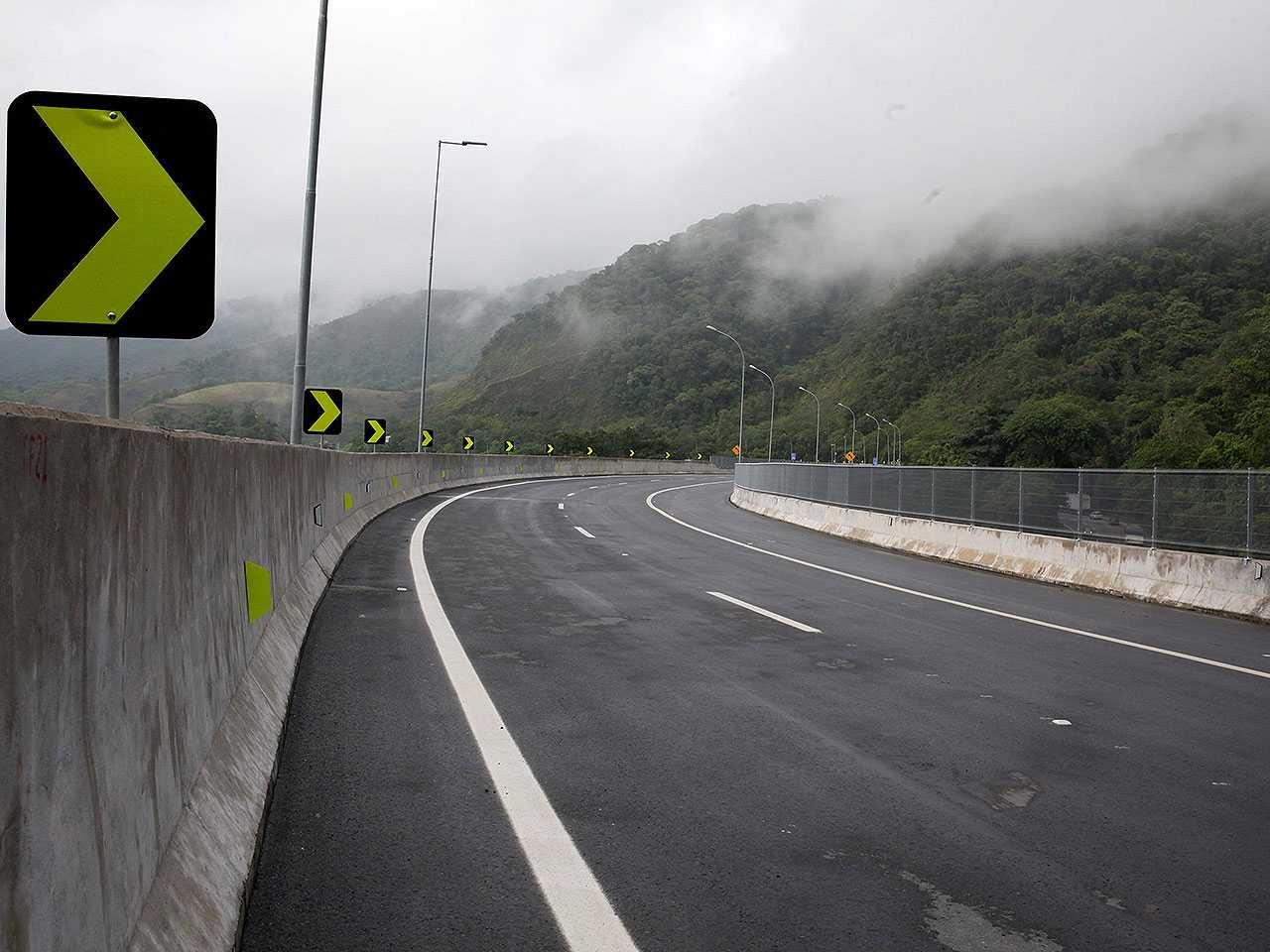 BR-116 é a rodovia com o maior número de acidentes com vítimas fatais