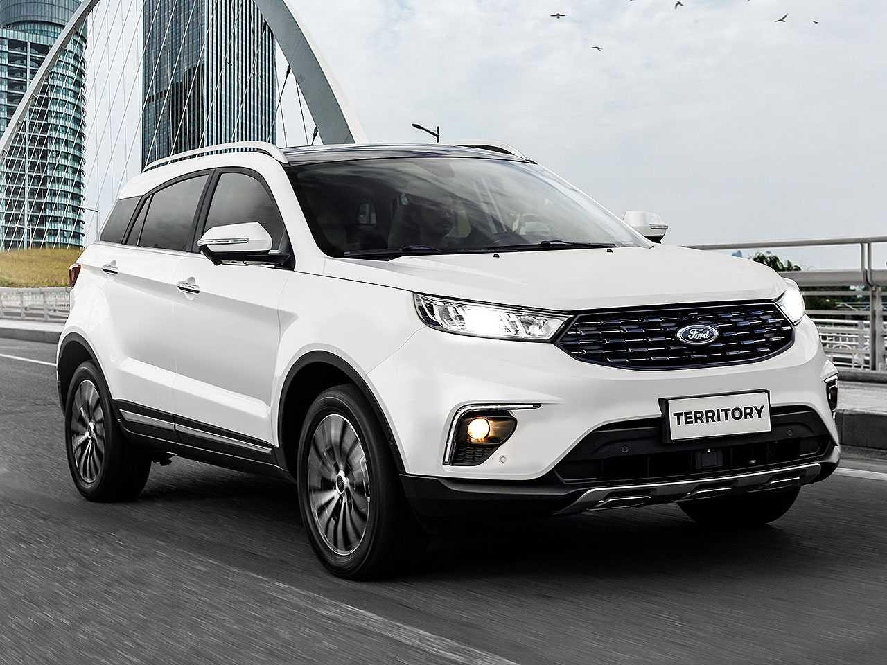 Territory: SUV terá o valor de assinatura mensal mais baixo dentro do serviço Ford Go