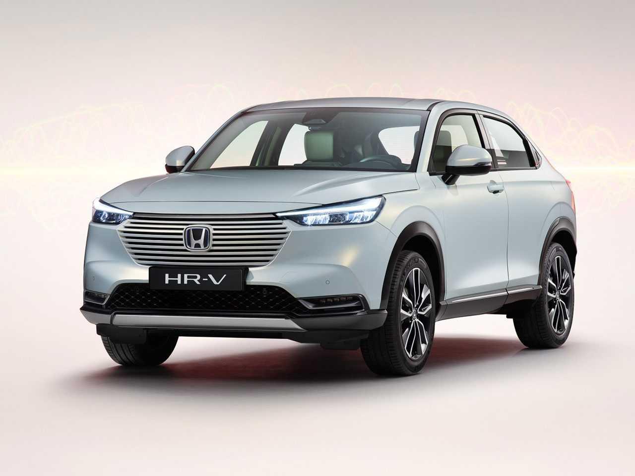 HondaHR-V 2022 - ângulo frontal