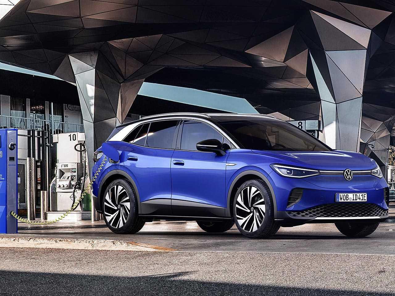 VW ID.4: elétrico cotado para o Brasil