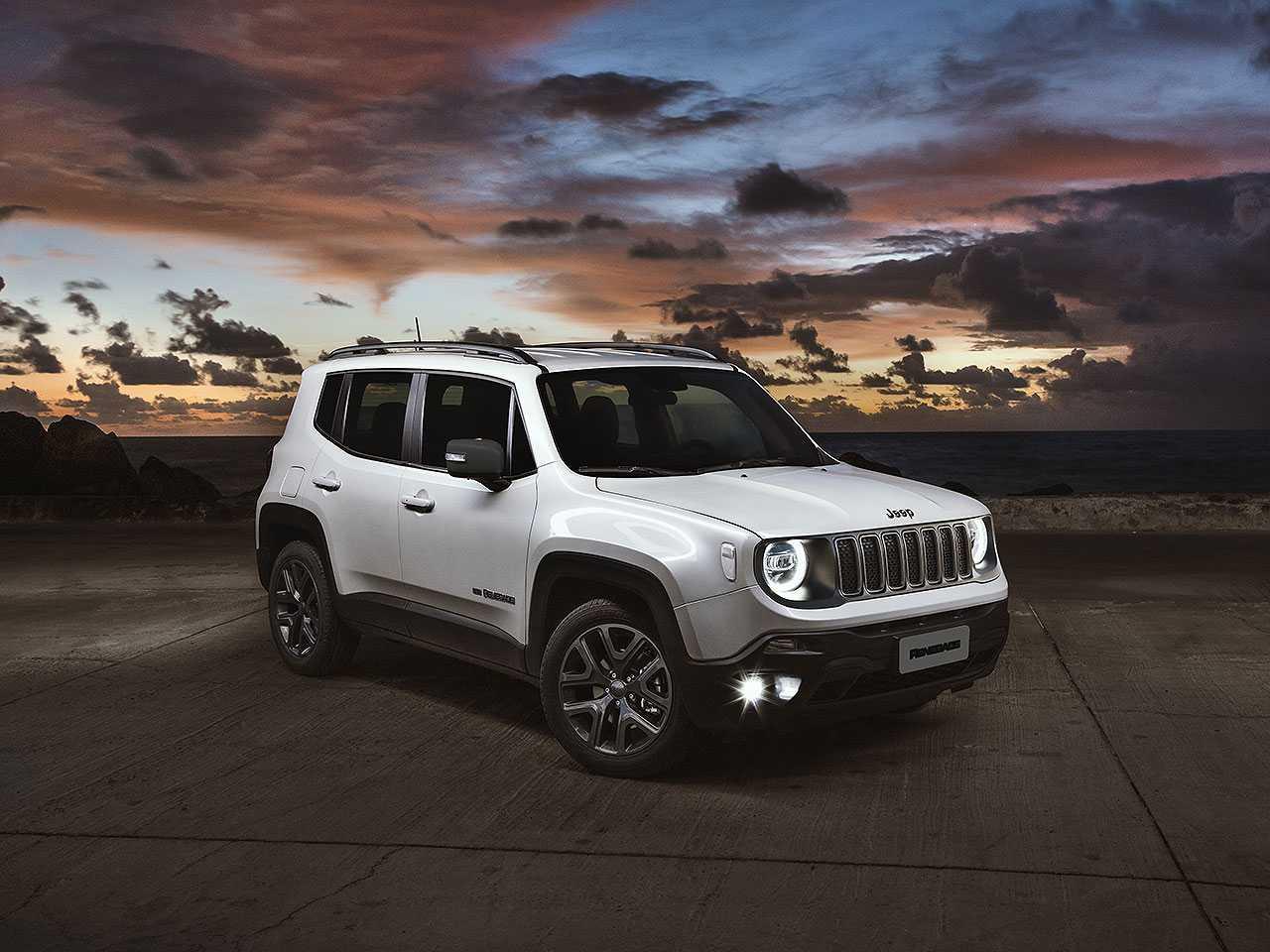 Com forte participação das vendas diretas, Jeep Renegade lidera procura entre os SUVs no Brasil