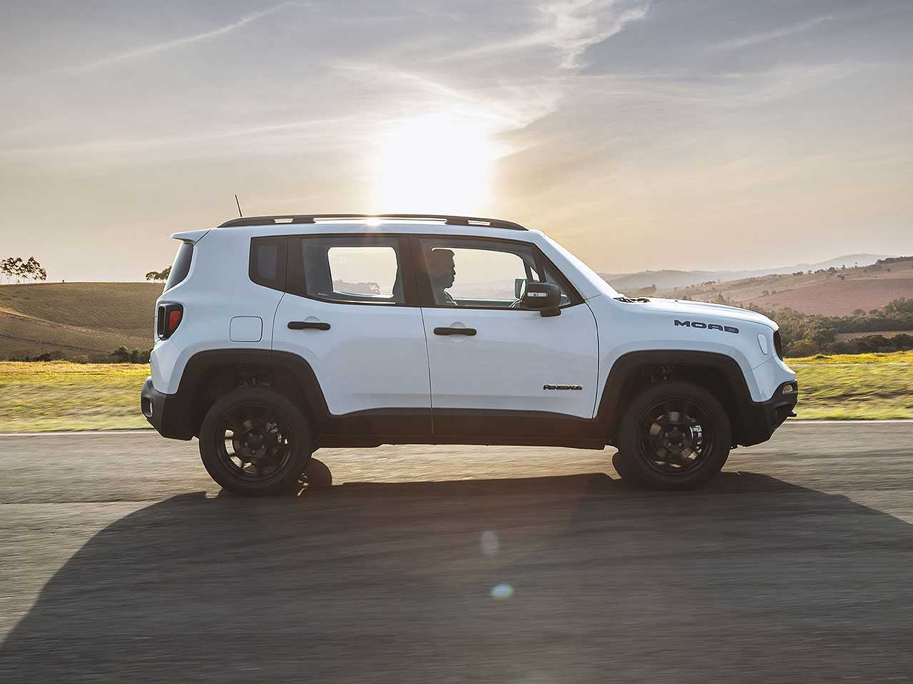 JeepRenegade 2021 - lateral