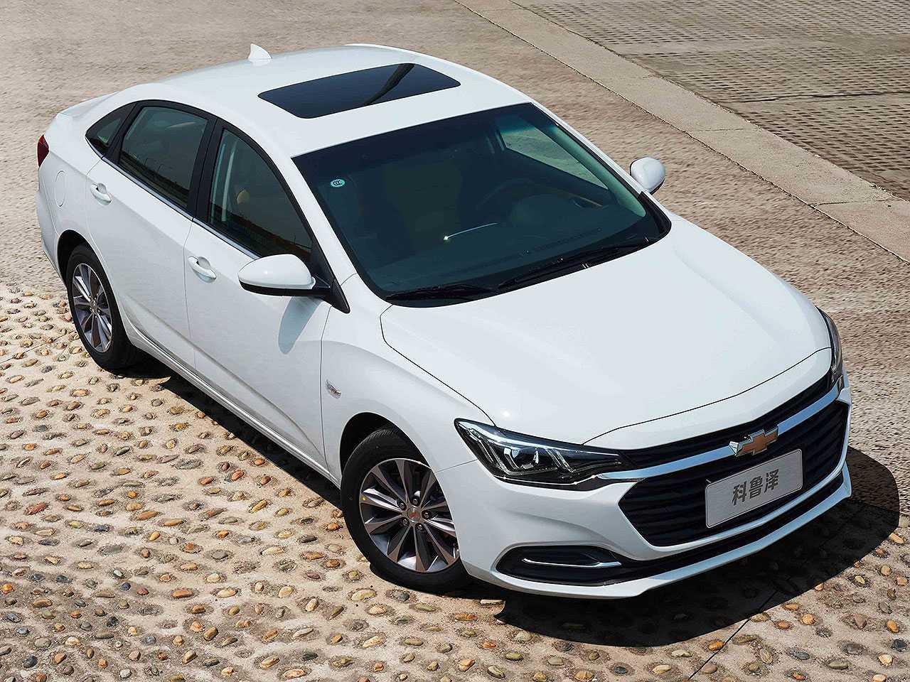 Chevrolet Monza vendido na China