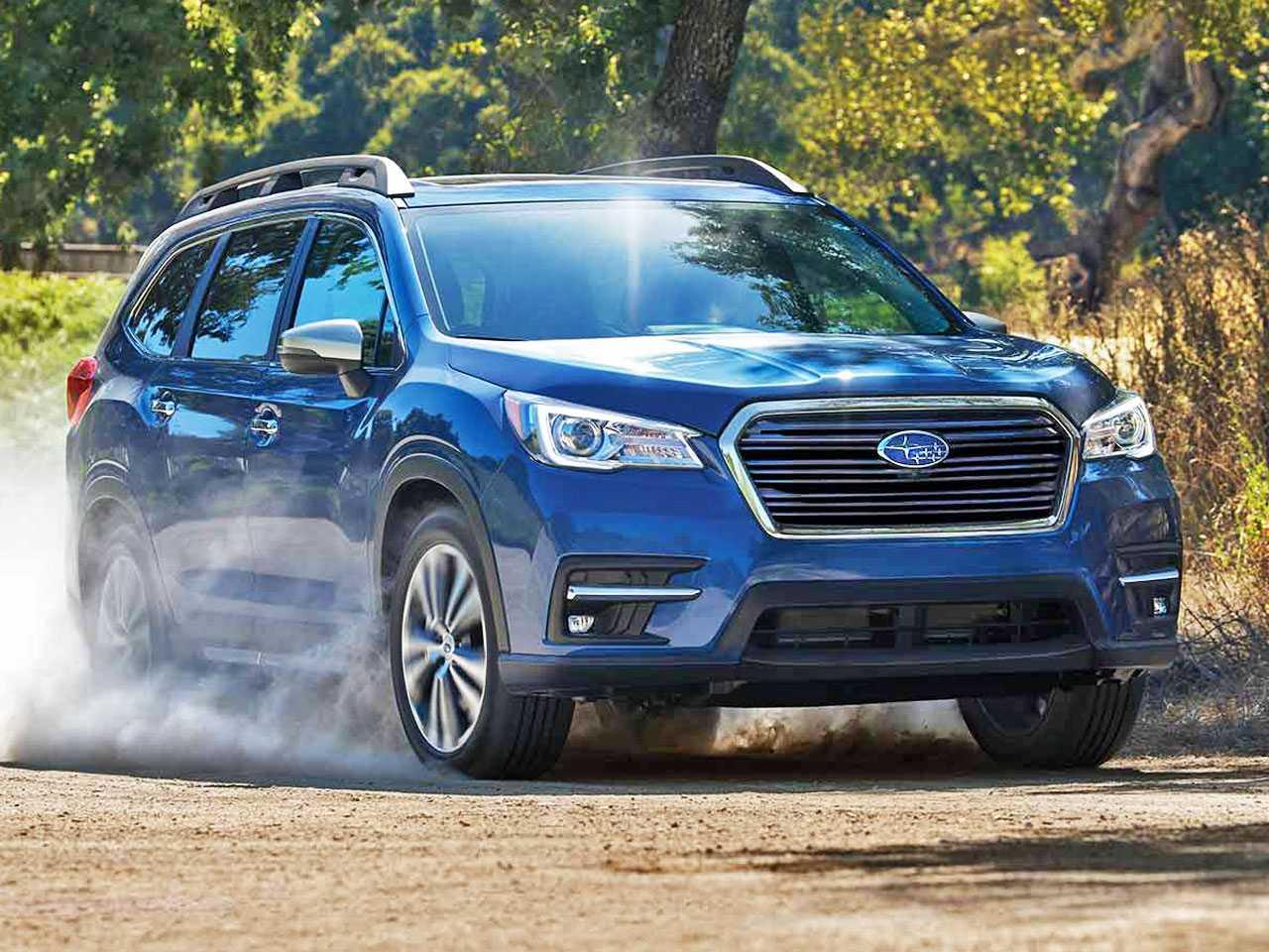 O Subaru Ascent possui tração integral (AWD)