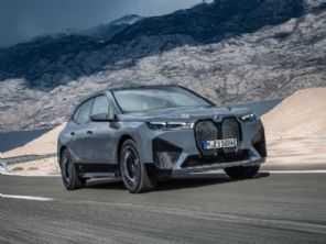 BMW iX: SUV elétrico terá até 600 cv e bateria de quinta geração