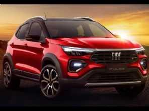Fiat Pulse é o nome escolhido para o novo SUV da marca
